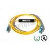 Buy cheap 1x2 Coupling Ratio 5:95 1480/1550nm Fiber Coupler Single Mode SC/UPC 2mm SMF-28e from wholesalers
