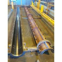 Quality Industrial Concrete Pole Steel Mould Machinery With Electronic for sale