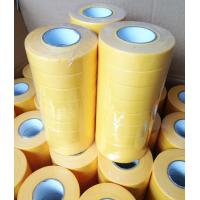 Small paper core crepe paper backing material masking tape for painting industry for sale