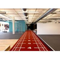 Buy cheap 20 Mm Gym Artificial Turf For Training Indoor Gym Turf With PE Curled Yarn from wholesalers