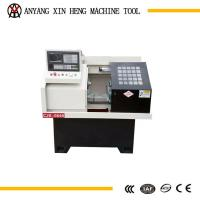 Buy cheap Blue auto feeder mini cnc lathe machine for ball valve(SK0632) from wholesalers