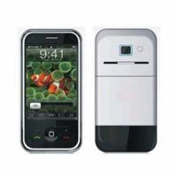 Buy cheap CECT P168c Dual SIM Card Dual Standby PDA Cell Phone from wholesalers