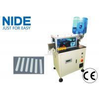 Quality Induction motor stator wedge forming and cutting machine Double heads for sale