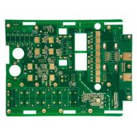 Quality Red Solder Mask Heavy Copper PCB High Current Custom PCB Manufacturer for sale