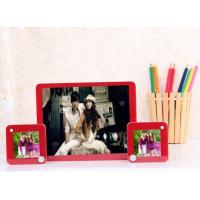 Buy Red acrylic 8x10 photo frame at wholesale prices