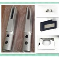 Buy cheap Hot sales in market stainless steel square core drilled glass spigot from wholesalers