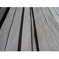 Quality Figured Anegre Wood Veneer Sheet For Top Grade Furniture for sale