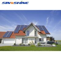 Buy Easy installation 3kw off grid hybrid solar wind power system at wholesale prices