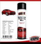 450ml Auto Maintenance Products Premium Spray Car Wax Polish Long Lasting