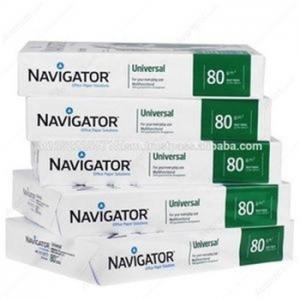 Quality Navigator A4 Copy Paper 70gsm/75gsm 80gsm for sale
