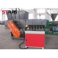 Buy cheap Strong Single Shaft Wood Pallet Shredder/plastic recycling shredding machine for from wholesalers