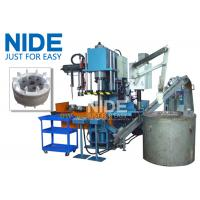 Quality Auto Four Working Station Armature Casting Machine For Aluminum Rotor Die Casting for sale