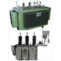 Quality Eco Friendly Oil Immersed Transformer 6.6 KV - 50 KVA Oil Type Transformer for sale