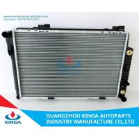 Buy cheap Plate Custom Auto Radiator Mercedes Benz Radiator PA 617*418*32mm from wholesalers