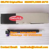 Quality DELPHI Original and New Injector 28229873/ 33800 4A710/33800-4A710 for KIA /STAREX/HYUNDAI for sale