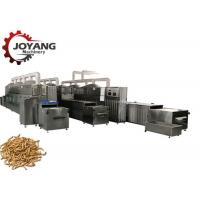Buy cheap Flexible Operation , Microwave Drying and Baking Machine for Mealworm from wholesalers