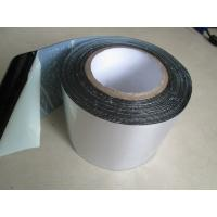 China Foil Bitumen Waterproof Duct Tape Sliver Color Aluminium 10m-60 m Length on sale