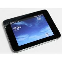 China Supporting OTG 4GB Nand Flash Tablet Pc With Android And Capacitive Multi Touch Screen on sale