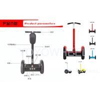 Quality Lithium Battery Powered Electric Chariot Scooter with Gyro Stabilized system for sale