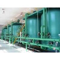 Buy cheap Automatic PLC Control Stainless steel RO / MBR Wastewater Treatment Plant 1-200T/H from wholesalers