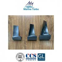 China T- MAN Turbocharger / T- TCA Series Marine Turbo Turbine Blade For Diesel And Gas Powered Engines on sale