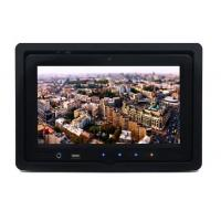 China 9 Inch Android Touch Screen With Bus Vehicle Back Seat Installation For Information System For Toursit Fleet on sale