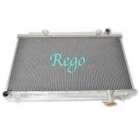 Quality 32mm / 32mm Aluminum Car Radiators for 03-05 NISSAN G35 2/4DR AT for sale