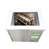 Buy cheap Mechanical Automatic Industry Ultrasonic Cleaner For Filters Tubes and Valves from wholesalers