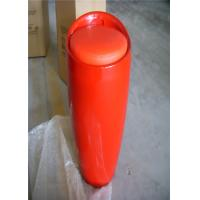 Buy White Red Storage Bar Stools / ABS Bar Stools H-110 , PU Cap , Storage Function at wholesale prices