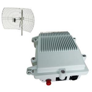 Quality long range nlos 10km to 50km P2P P2MP RJ45 wireless network bridge for sale