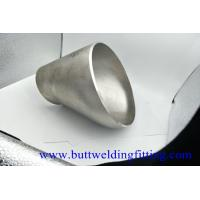Buy A403 WP316L Stainless steel Eccentric Reducer ASME B16.9 8''X4'' SCH10S at wholesale prices