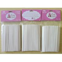 food grade paper stick / paper sticks for lollipop sticks