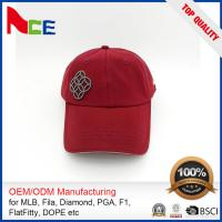 Quality 2019 Promotional Childrens Fitted Hats Wine Baseball Golf Type Eco Friendly for sale