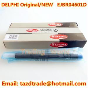 Quality DELPHI Injector EJBR04601D/A6650170321/A6650170121/EJBR02601Z /6650170121/6650170321 for sale