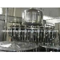 Quality Aseptic 250-200ml Juice Bottle Drink Filling Machine CGFR18-18-6 for sale