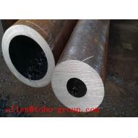 Buy Heavy Wall Round Stainless Steel Seamless Pipe ASTM A511 SS Hollow Bar at wholesale prices