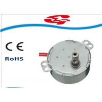 High Efficiency 3W Synchron Electric Motors 2.5RPM For Air Cooler