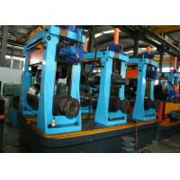 Quality CE BV Listed Industrial Tube Mills Line / Steel Pipe Manufacturing Machine for sale