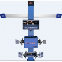 "Quality ECM 32"" LCD 24'' Rim 3D Wheel Alignment Equipment for sale"