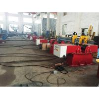 Quality 15 T Hydrulic Lifting Pipe Welding Rollers With 150mm Lifting Stroke for sale