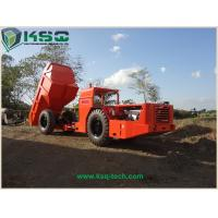 China RT - 12 Commercial Dump Truck With DEUTZ Air Cooled Diesel Engine on sale