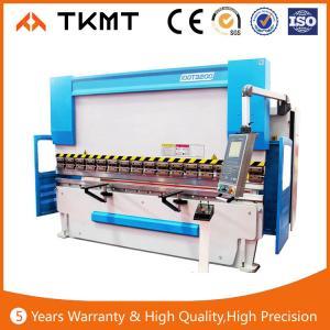 Quality WC67K-250T/6000 Sheet Metal Electrical Hydraulic Servo CNC Press Brake&Bending Machine for sale