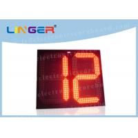 Quality 2 Digits Big Digit Countdown Timer , Countdown Digital Clock For Countdown Seconds for sale