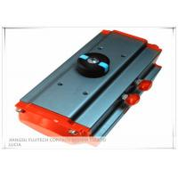 Quality Adjustable Spring Return Actuator , Double Acting Pneumatic Rotary Actuator for sale