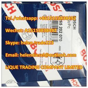 Buy 100% BOSCH original 0265202070 , 0 265 202 070 Brake Pressure Accumulator 000 at wholesale prices