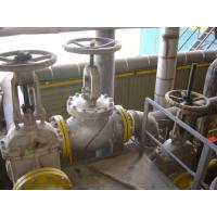 Quality Seamless Pipeline Gate Valves Without Leakage Lined Wearable Rubber for sale