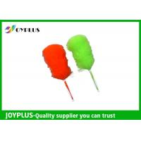 Quality Personalized Dust Stick Duster With Colored Plactic Handle Light Weight for sale
