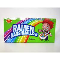 Quality Delicious hand-pulled noddles mashmallow / taste soft and sweet / colorful mashmallow for sale