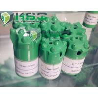 Buy 7 Buttons 34mm 36mm 38mm 40mm Quarry drilling Tapered Button Bit at wholesale prices