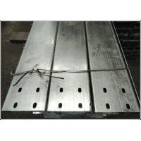 Structural Beam C Channel Galvanized Steelwith S235JR Grade Hot Rolled Technique for sale